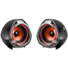 Altavoces 2.0 Woxter Big Bass 70 Red