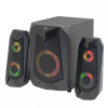 Altavoces con Bluetooth Woxter Big Bass 180 FX/ 20W/ 2.1