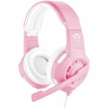 Auriculares con Microfono Trust Gaming GXT 310P Radius Pink