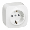 Base De Corriente Legrand 782420 - Ip21 - Blanco