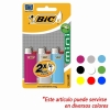 Blister 3 Encendedores Bic Mini Classic