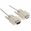Cable Serie Nanocable DB9 M/H Null Modem 3.0m