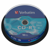 CD-R Verbatim Extra Protection Tarrina 10Uds
