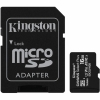 Memoria MicroSDHC Kingston Canvas Select Plus 16GB Clase 10 con Adaptador