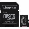 Memoria MicroSDXC Kingston Canvas Select Plus 64GB Clase 10 con Adaptador