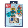Mini Kit Manualidades Apli Kids Robot 14712