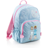 MOCHILA DOBLE COMPARTIMENTO MIQUEL RIUS 37058 JORDI LABANDA BEST FRIENDS - 400*280*160MM