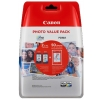 Multipack Canon PG-545XL + CL-546XL + 50 Hojas Foto 10x15