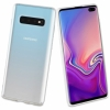Muvit Funda Cristal Soft Samsung Galaxy S10 Plus Transparente