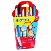 Pack 6 Rotuladores Giotto BE-BE 469800