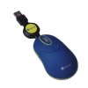 Raton NGS SIN Blue Cable Retractil USB
