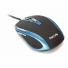 Raton Optico NGS Blue Tick USB Azul y Negro