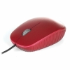 Raton Optico NGS Red Flame USB Rojo
