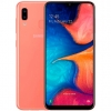"Movil Samsung Galaxy A20e 5.8"" Oc 32GB 3GB Ram Android 4G Dual Sim Coral"