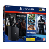 Sony PS4 Pro 1 TB + The Last of us + Uncharted Legacy + Uncharted Collection + Uncharted 4