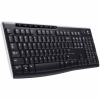 Teclado Logitech Wireless Keyboard K270