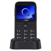 "Telefono Alcatel 2019G 2.4"" Bluetooth Metallic Gray"