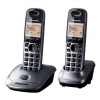 Telefono Inalambrico Panasonic KX-TG2512 DECT Duo Reacondicionado