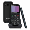 Telefono Movil Senior Sunstech CEL3BK