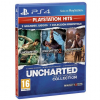 Juego PS4 Playstation Hits Uncharted Collection