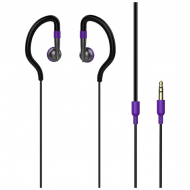 Auriculares Sporty Ultra Violet Vivanco 38915