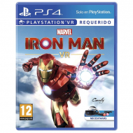 Juego PS4 Marvel Iron Man VR