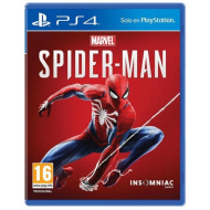 Juego PS4 Marvel Spiderman