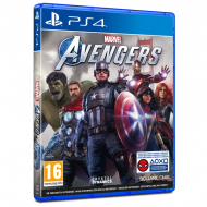 Juego PS4 Marvels Avengers