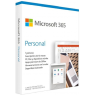 Microsoft 365 Personal Word Excel Powerpoint Outlook 1 Usuario 1 Año