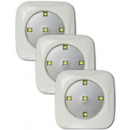 Set 3 Focos LED Jocca 3437