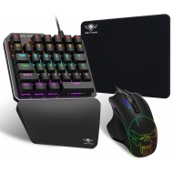 Set Teclado y Raton Gaming Spirit of Gamer Xpert-G700 Mecanico Raton Xpert