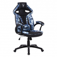 Silla Gamer Woxter Stinger Station Army Blue