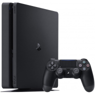 PS4 SLIM 1TB BK