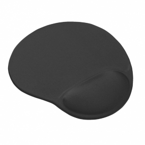 Alfombrilla Trust Bigfoot Gel Mouse Pad Negro