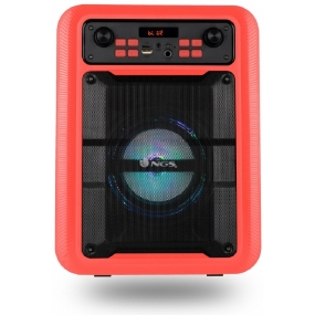 Altavoz NGS Roller Lingo Red