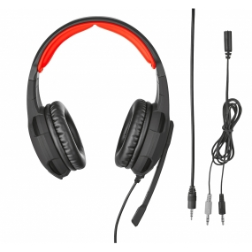 Auriculares con Microfono Trust Gaming GXT 310