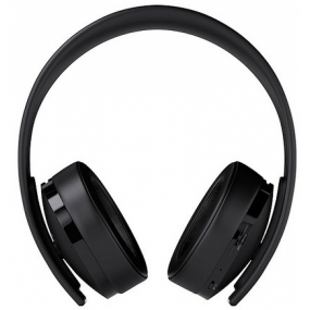 Auriculares Inalambricos Sony Gold PS4