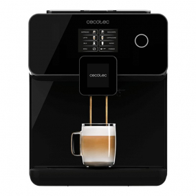 Cafetera Expreso Cecotec Power Matic-ccino 8000 Touch Serie Nera/ 19 Bares
