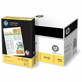 Caja Folios HP Everyday 2500 Folios 5x500 Din A4