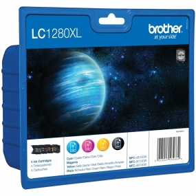 Cartucho Brother LC1280XLVALBP Pack Color