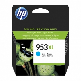 Cartucho HP 953XL Cian
