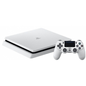 Consola Sony PS4 Slim 500GB Blanca
