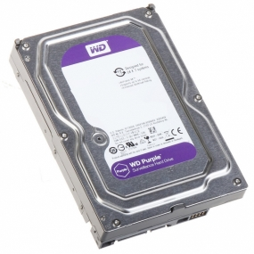 Disco Duro 3.5 WD Purple 3TB SATA3
