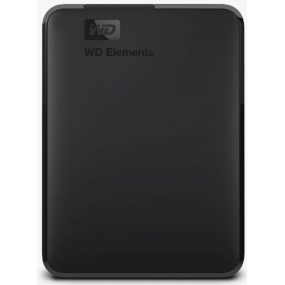 "Disco Duro Externo 2.5"" Western Digital Elements 1TB USB3.0"