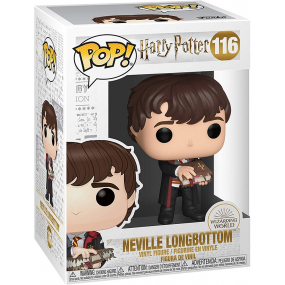 Funko POP! Neville HP: Libro Monstruoso