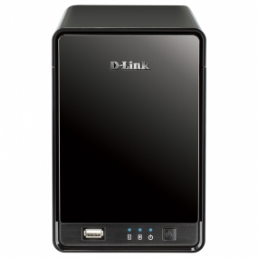 Grabador de Video D-Link DNR-322L mydlink Network Video Recorder