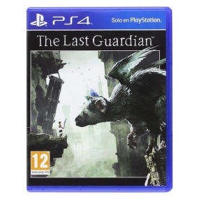 Juego PS4 The Last Guardian