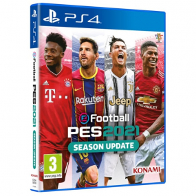 Juego PS4 eFootball PES 2021 Season Update