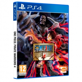 Juego PS4 One Piece Pirate Warriors 4