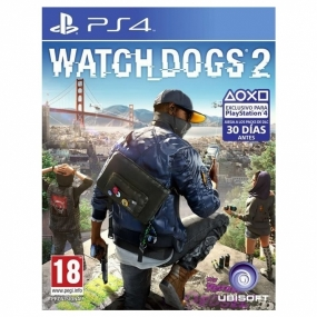Juego PS4 Watch Dogs 2